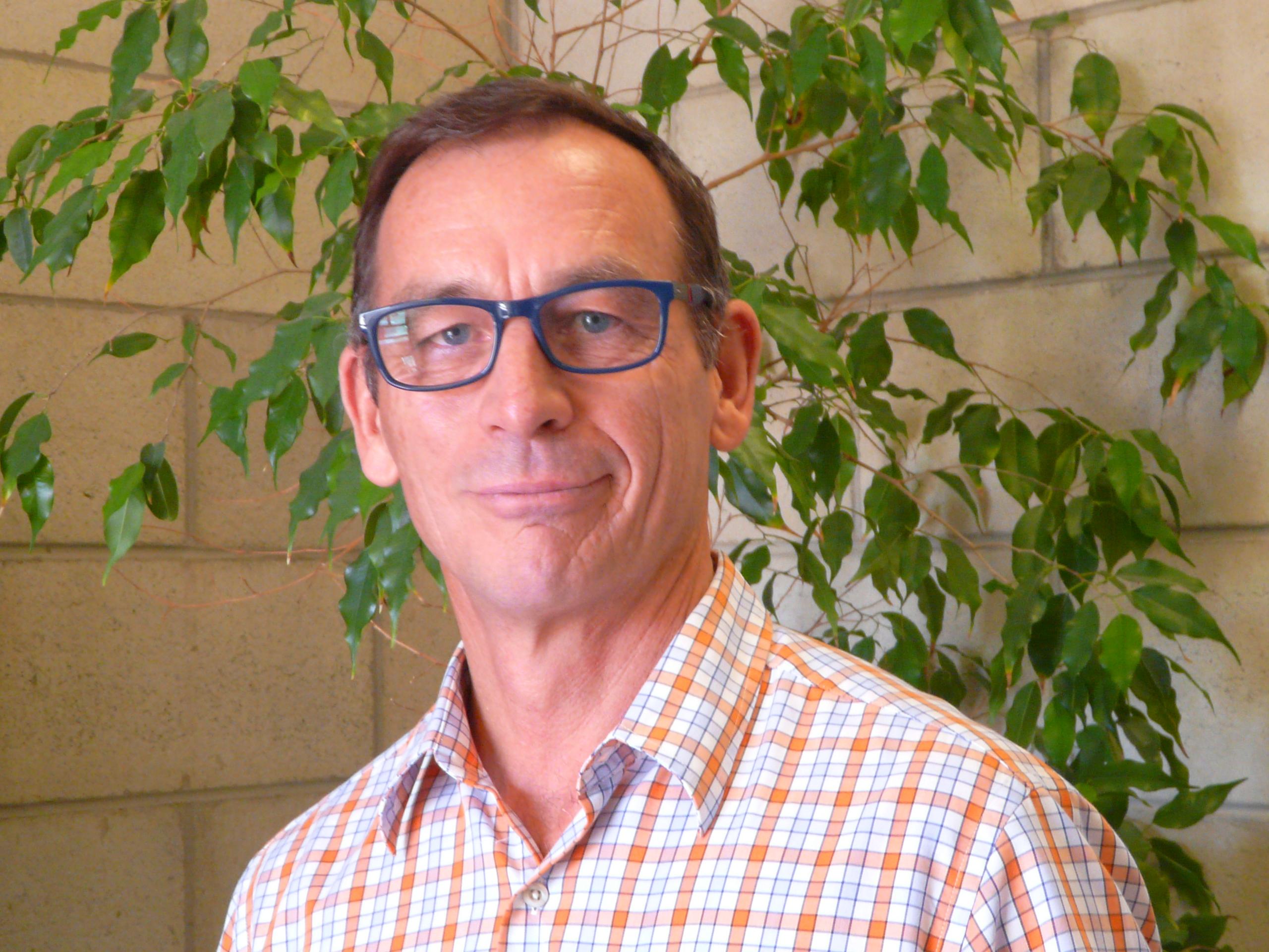 Rockingham Montessori School Male Faculty Tony Gillespie profile picture