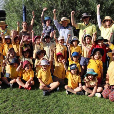 Children's House Sports day