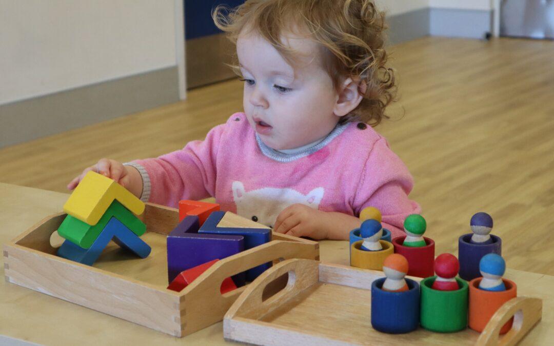Bertram Infant Toddler Playgroup