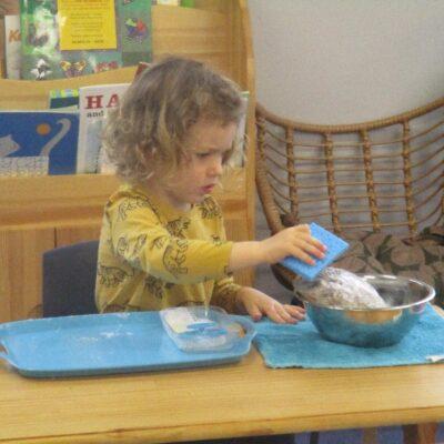 Montessori Morning Chat